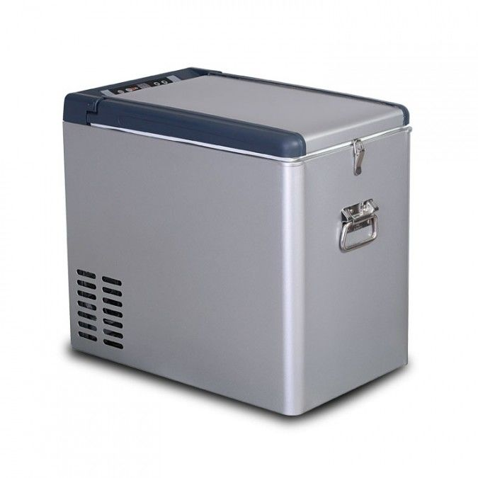 Anti Bump 12 Volt Cooler Refrigerator With Circuit Protection RoHS Approval,25L