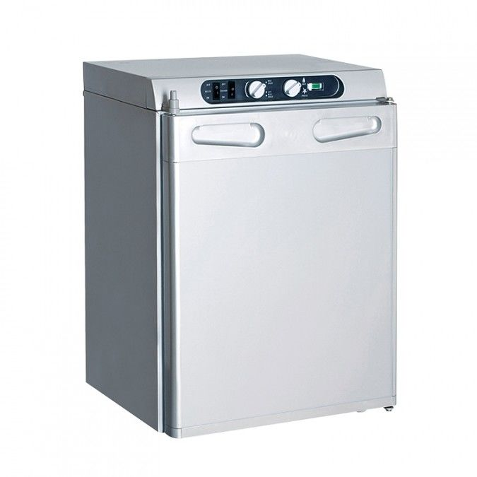 60L Upright Multifunction Silent Low Power Static Cooling Absorption Refrigerator With Long Life Expectancy